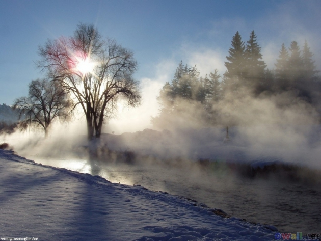 Winter is Easier to Endure with Softer Water