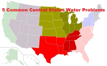5 Common Central States Water Problems