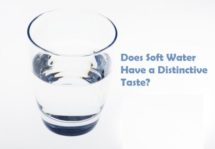 Does Soft Water Have a Distinctive Taste?