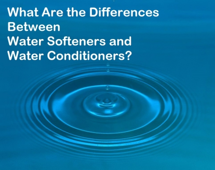 What Are the Differences Between Water Softeners and Water Conditioners?
