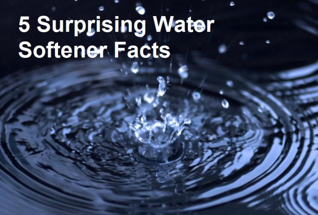 5 Surprising Water Softener Facts